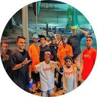 """Projeto Social e Grupo de Rap com Crianças e Adolescentes """"Família UniVersos"""" da periferia de São José do Rio Preto."""